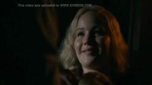 Hot Jennifer Lawrence Having An Orgasam In Serena