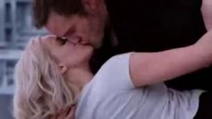 Seductive Jennifer Lawrence All Nude and Hot Scenes Passengers HD