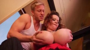 Evzenie girl with lush forms seduces a guy and fucks htm
