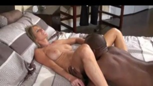 Jodi West reveals his body and fucks with a black guy