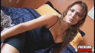 Monique Fucking Awesome Woman in bed Monique Fuentes
