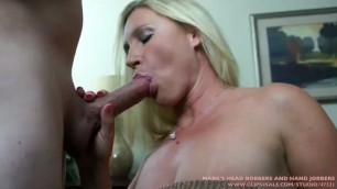 Blackmailed MILF Devon Lee girl wants his cock in him