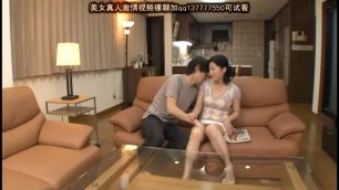 VENU 535 Nanami Hisayo Father is gone Horny mom and son alone