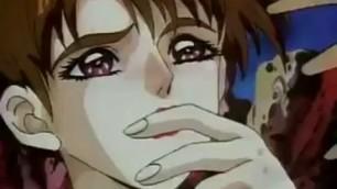 Classic Hentai Anime Porn cartoon La Blue Girl episode 2