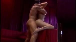 Handsome Brunette Julian Rios Massages Roxanne Hall