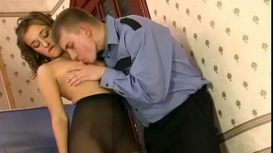 Appealing Teal Exotic Stockings having sex Reality sex