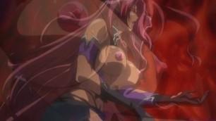 Hell Knight Ingrid Hentai Japanese cartoon porn