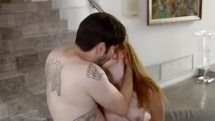 Crazy pornstars Rose Red and Manuel Ferrara in exotic redhead