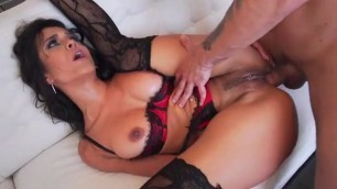 DP anal fun hot brunettes