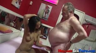 Pretty hooker Jelena fingered pussy cock fuck