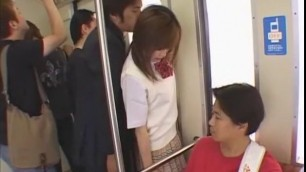 Incredible amateur Japanese Big Tits Public adult clip htm