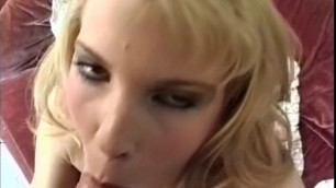 Incredible pornstar in horny lingerie Blonde facial adult clip htm