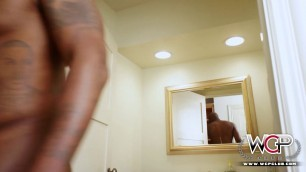 Ivy Sherwood Busty Babe Sucks Big Black Dick Birthday Sex
