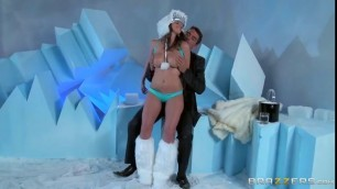 Brooklyn Chase sex on ice Spectacular Brooklyns Big Icy Tits