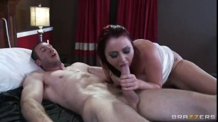 Sophie Dee busty slut fucks in different poses The Sexorcist