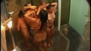 Girls are smeared with dirt big brother uk nude compilation
