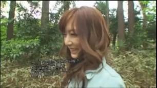 Fabulous Japanese model Kaori in Best Fingering Close up