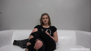 Liliana 0803 girl with a plump body sucks a dick and fucks at the camera