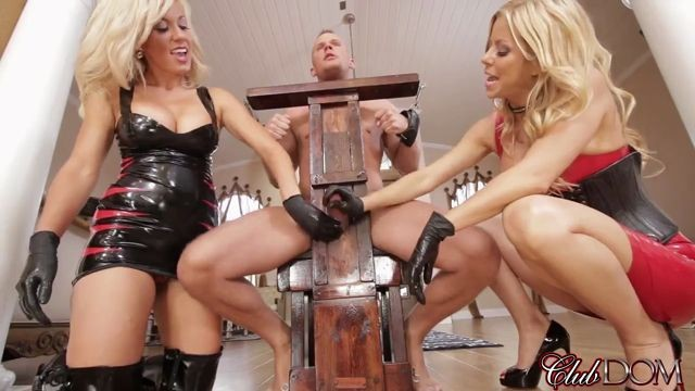 Chain restraint domination